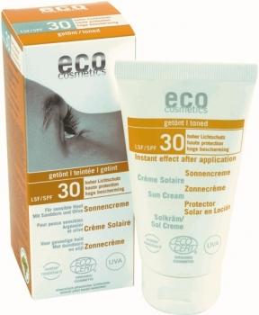 Eco getönte Sonnencreme LSF 30 - 75ml