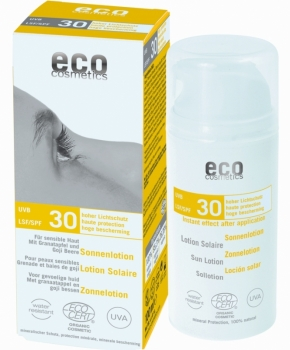 Eco Sonnenlotion LSF 30 - 100ml