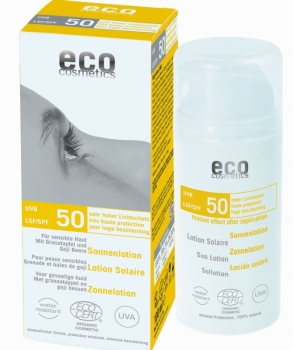 Eco Sonnenlotion LSF 50 - 100ml