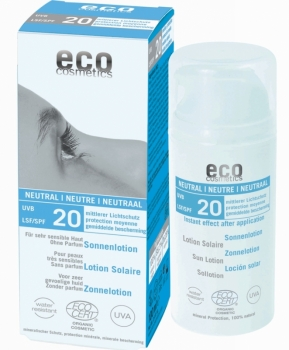Eco Sonnenlotion LSF 20 neutral - 100ml