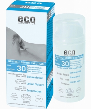 Eco Sonnenlotion LSF 30 neutral - 100ml