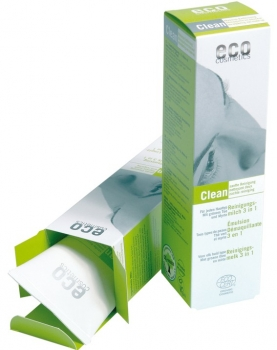 Eco cosmetics Reinigungsmilch 3in1 125ml