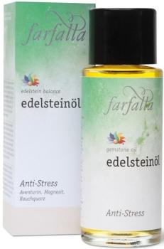Farfalla Edelsteinöl Anti Stress 80ml