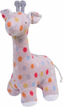 Efie Kuscheltier Giraffe gepunktet | BioNaturwelt