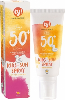 Ey! Kids Sonnenspray LSF50+ 100ml