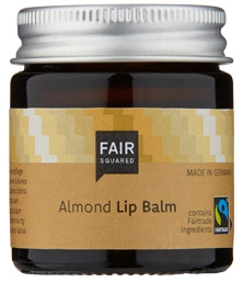 Fair Squared Lip Balm Mandel 20ml