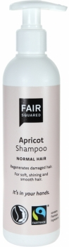 Fair Squared Aprikosen Shampoo 250ml