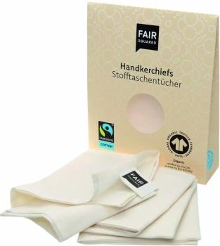 Fair Squared Bio Stofftaschentücher
