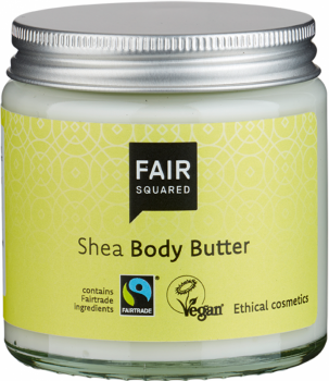 Fair Squared Bodybutter Shea 100ml
