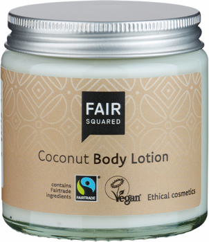 Fair Squared Bodylotion Coconut 100ml