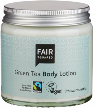 Fair Squared Bodylotion grüner Tee 100ml
