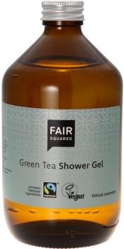 Fair Squared Duschgel Green Tea 500ml