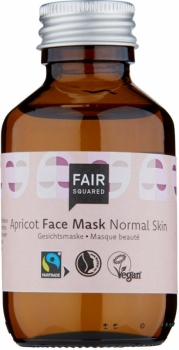 Fair Squared Gesichtsmaske Aprikose 100ml