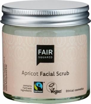 Fair Squared Gesichtspeeling Aprikose 50ml