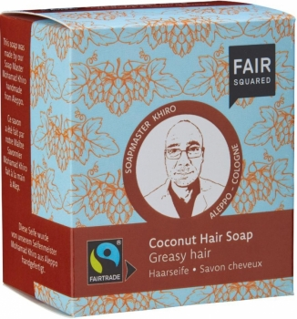 Fair Squared Haarseife Coconut 2x80g