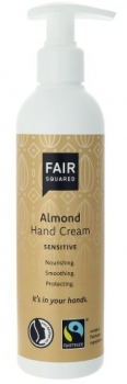 Fair Squared Handcreme Mandel 250ml