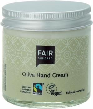 Fair Squared Handcreme Olive