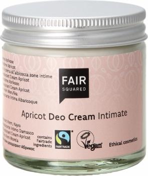 Fair Squared Intimdeodorant Creme Aprikose 50ml