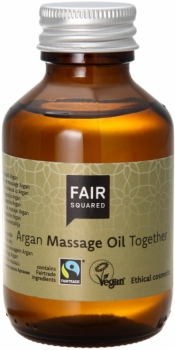 Fair Squared Massageöl Olive 100ml