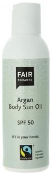 Fair Squared Sun Oil LSF 50 Argan 150ml