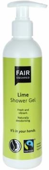 Fair Squared Duschgel Lime 250ml