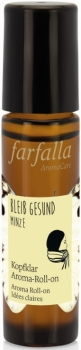 Farfalla Aroma roll on Kopfklar 10ml