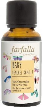 Farfalla Baby Bäuchleinöl 30ml