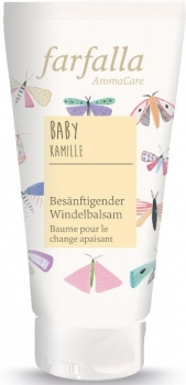 Farfalla Baby Windelbalsam 50ml
