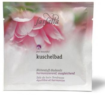 Farfalla Badesalz Kuschelzart 60g