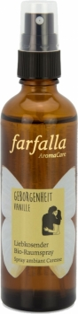 Farfalla Bio Aromaspray Geborgenheit 75ml