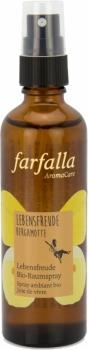 Farfalla Bio Aromaspray Lebensfreude 75ml