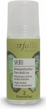 Farfalla Deo roll on Salbei 50ml