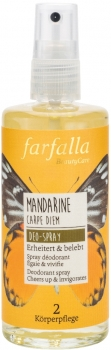 Farfalla Deospray Mandarine 100ml