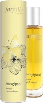 Farfalla Eau de Cologne Frangipani 50ml