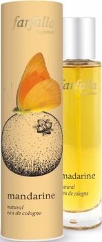 Farfalla Eau de Cologne Mandarine 50ml