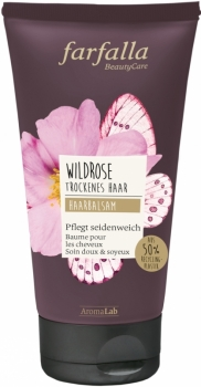 Farfalla Haarbalsam Wildrose
