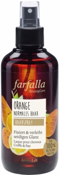 Farfalla Haarspray Orange 200ml