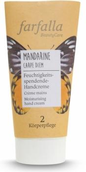 Farfalla Handcreme Mandarine 50ml