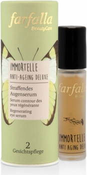 Farfalla Immortelle Augenserum 10ml