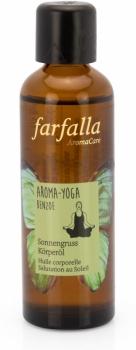Farfalla Körperöl Sonnengruss Yoga 75ml