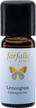 Farfalla Lemongrass bio 10ml