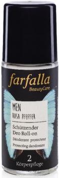 Farfalla Men Deo Roll on 50ml