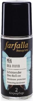 Farfalla Men Deo Roll on 50ml