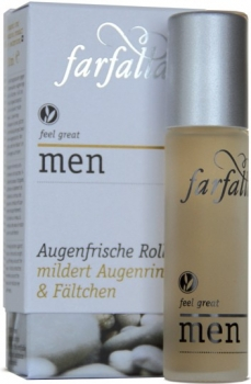 Farfalla Men Augenfrische Roll on 10ml
