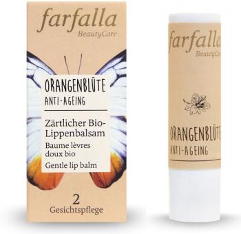 Farfalla Orangenblüte Lippenbalsam 4g