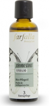 Farfalla Pflegeöl  Johanniskrautöl 75ml