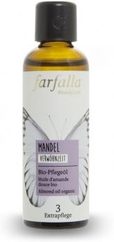 Farfalla Pflegeöl Mandelöl 75ml