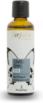 Farfalla Pflegeöl Schwarzkümmelöl 75ml