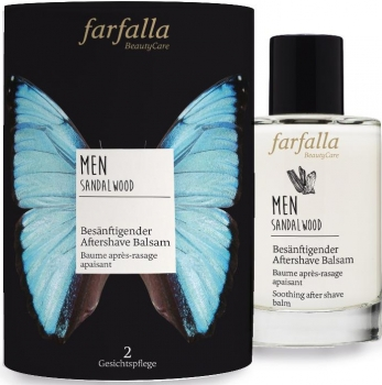 Farfalla Sandalwood After Shave Balm 100ml