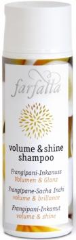 Farfalla Shine & Volumen Shampoo 200ml